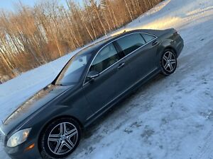Mercedes-Benz S550 5.5L V8 2008 4Matic