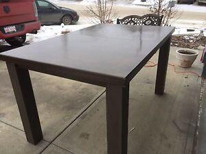 NEW Bar Table