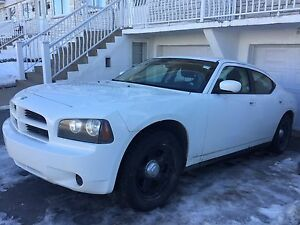Police pack Dodge Charger 2010