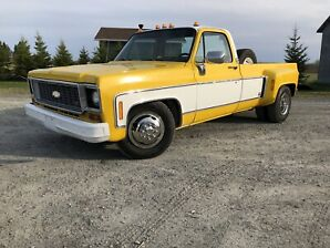 Chevrolet dually   Trades considered ?