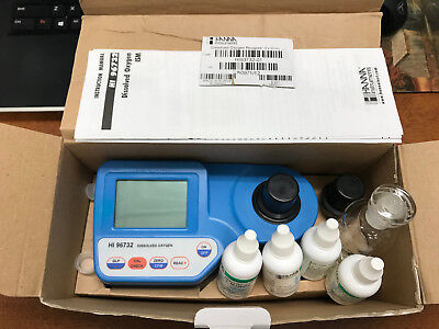 Dissolved Oxygen Portable Photometer Hi96732