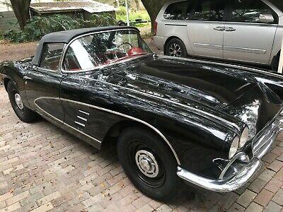 1961 Chevrolet Corvette  Corvette