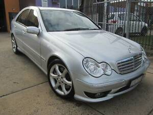 2007 MERCEDES BENZ KOMPRESSOR C180 SPORT EDITION Thomastown Whittlesea Area Preview
