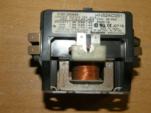 Tyco Electronic HN52KC051 Two Pole 30 Amp Replacement Condenser Contactor