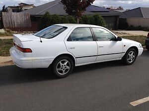 1999 Toyota Camry Harrison Gungahlin Area Preview