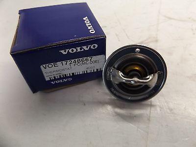 Volvo Voe 17248667 Backhoe Loader Thermostat Bl60b Bl61b Bl70b Excavator D4