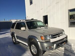 1999 Toyota 4 Runner Limited