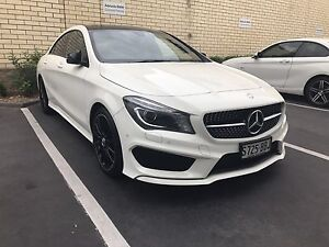 Mercedes Benz CLA200 St Peters Norwood Area Preview