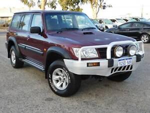 2004 Nissan Patrol GU III ST Wagon 7st 5dr Man 5sp 4x4 3.0DT [MY03] Wangara Wanneroo Area Preview
