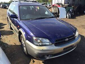 WRECKING 2000 SUBARU OUTBACK MANY PARTS AVAILABLE CHEAP!! Craigieburn Hume Area Preview