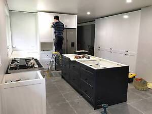 Factory Direct Australian Custom Built Kitchen On Sale Gladesville Ryde Area Preview