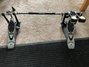 Pearl:  power shifter double bass pedal