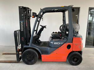 Toyota 32-8FG20 Current Model Forklift Luscombe Gold Coast North Preview