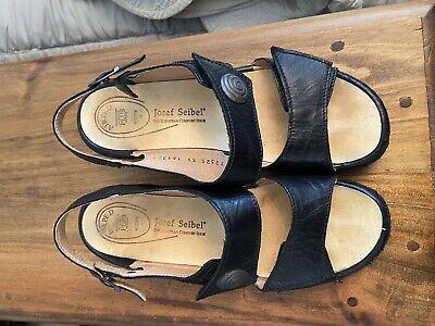 Ladies Josef Seibel Comfort Sandals Size 6 (EU 39)