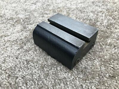 Hardinge Tool Block For Double Tool Cross Slide