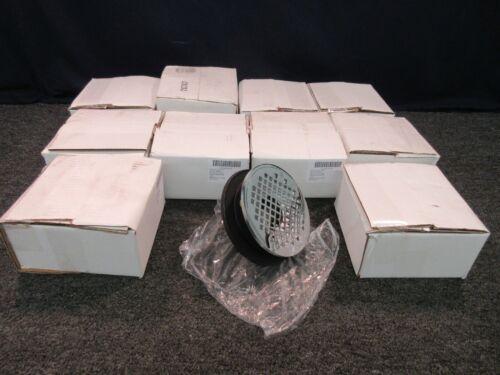 """10 Stephen Floor Flush Shower Water Pipe Drain Concrete 6"""" Commercial Strainer"""
