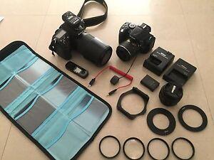 2x Nikon cameras and extras Huonville Huon Valley Preview
