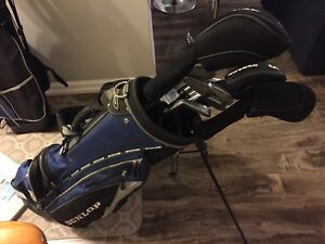 Dunlop Right Handed Golf Clubs