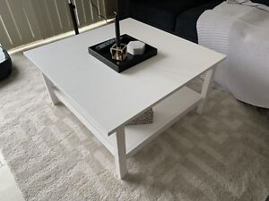 New White Stain Coffee Table Tables