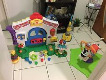 Fisher Price Toys Learning Home Bundle And Accessories Raceview Ipswich City Preview