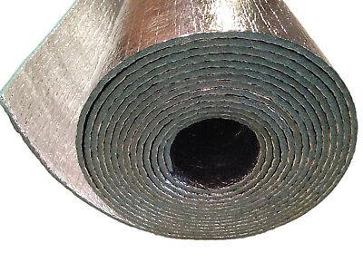 40 Sqft Car Insulation Automotive Thermal Sound Deadener Block Heat & Sound