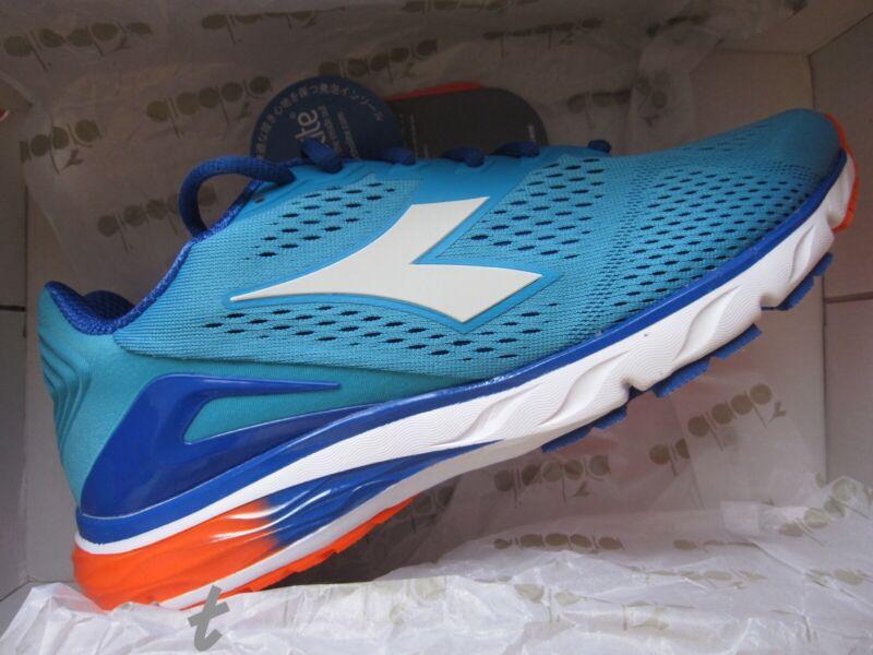 Diadora Mythos Blushield 2 (Men's) ___ Size 10.5 ___ Last pair, Blue, Running