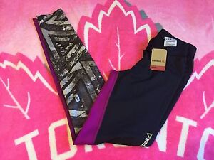 New with tags Reebok training tights