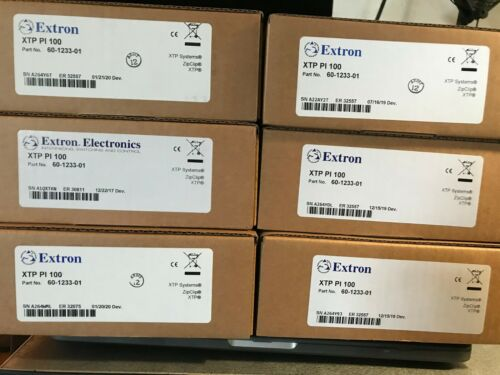 Extron XTP PI 100 (60-1233-01,28-156-07LF) PoE Power supply