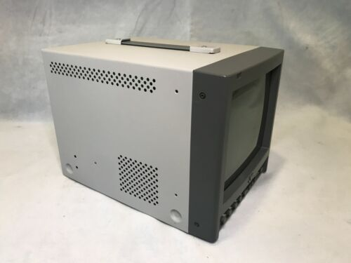 "JVC Color Video Monitor 9"" TM-910SU Professional NTSC Free Shipping"