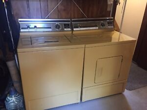 Retro washer and dryer