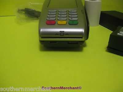 Verifone Vx680 Wireless Gprs 2g Credit Card Terminal Smart Card Chip Slot