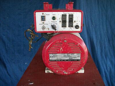 Honda 3500 Generator Head Control Panel 115230 Vac 12 Vdc Pick Up North Cal.