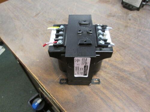 Micron ImperviTRAN Control Transformer B250BTZ13 JKF 250VA Pri:240/480V Sec:120V