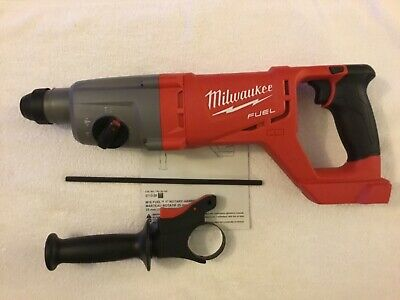 New Milwaukee Fuel 2713-20 M18 18v Cordless 1 Sds Plus D-handle Rotary Hammer