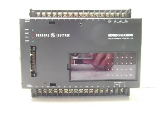 GE GENERAL ELECTRIC IC609SJR100B PROGRAMMABLE CONTROLLER