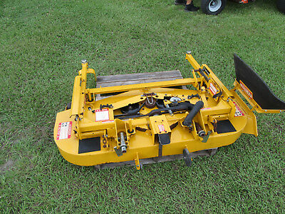 Walker Rotary Mower Deck 60 Side Discharge Model S-60