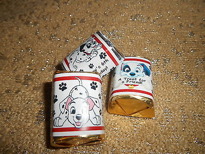 101 Dalmatians Party Supplies (GLOSSY 101 DALMATIANS PERSONALIZED HERSHEY NUGGET WRAPPERS BIRTHDAY PARTY)