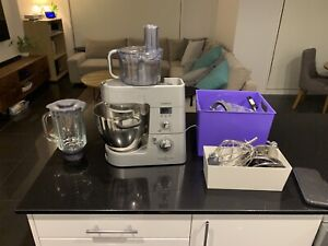 Kenwood cooking chef major (including attachments)