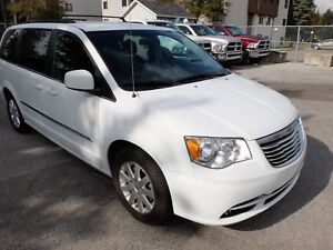2016 Chrysler Town & Country TOURING STOW'N GO CAMERA DE RECUL