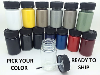 PICK YOUR COLOR - Touch up Paint Kit w/Brush for BMW CAR / SUV