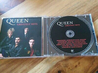 Queen - Greatest Hits CD (2011 Remastered Edition)