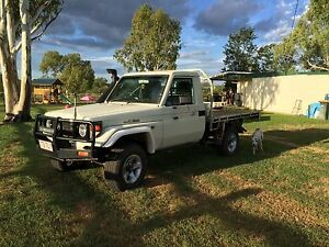 2006 Toyota LandCruiser Ute Capella Central Highlands Preview