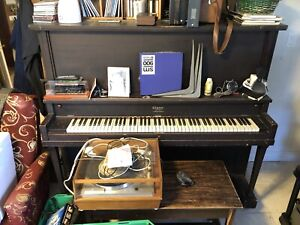 Free Upright Piano: Tuned Recently