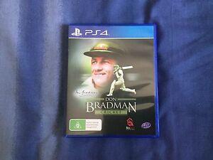 Don Bradman Cricket PS4 Leda Kwinana Area Preview