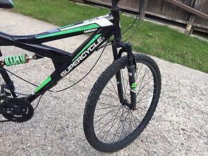 Super Cycle Mountain Bike