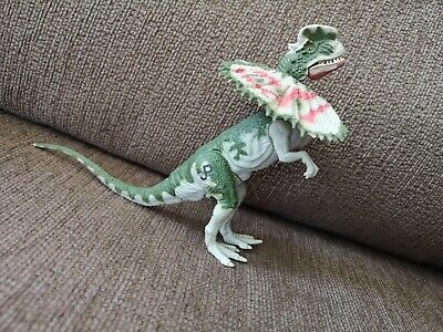 Jurassic Park Dilophosaurus JP11 Toy Dinosaur Action Figure Kenner 1993