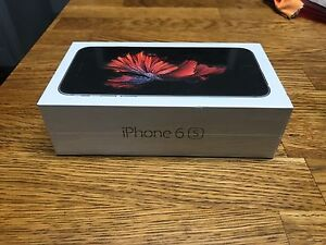 BRAND NEW SEALED BOX iPhone 6s 32GB