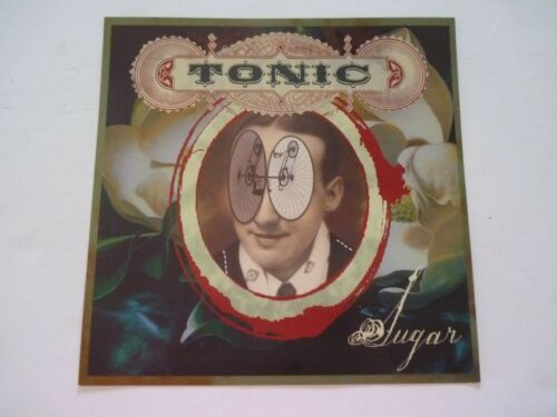 Tonic Sugar LP Record Photo Flat 12X12 Poster