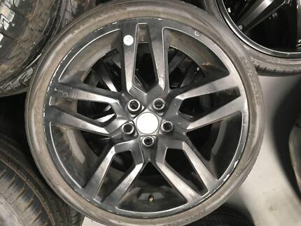 245/35R20 Nexen N6000 Tyres on Holden Alloys - Set of 4