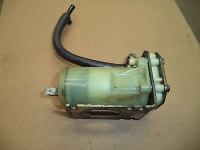 PORSCHE 911 WASHER BOTTLE MOTOR  911 SCREEN WASH MOTOR  928 WASHER MOTOR  misc